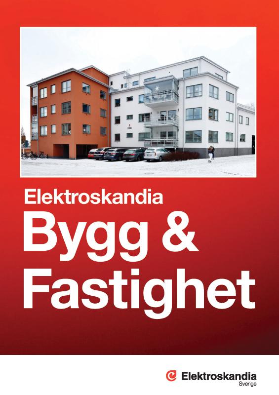 Elektroskandia Bygg & Fastighet 2018