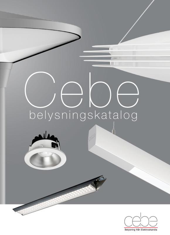 cebe - Belysningskatalog