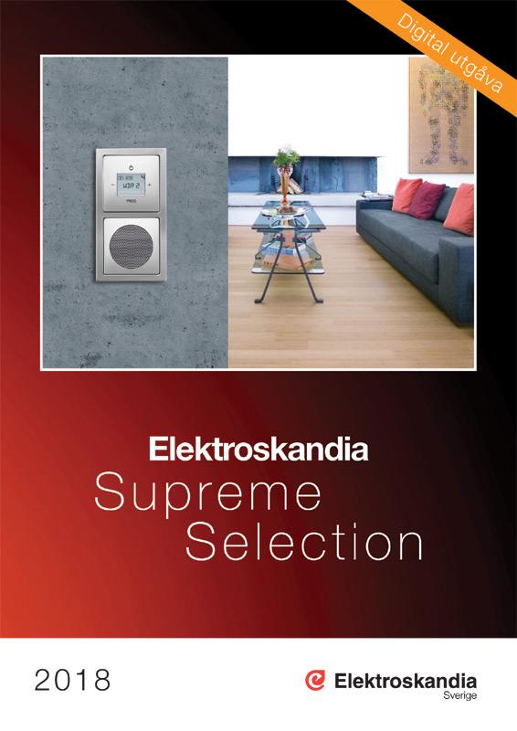 Supreme Selection Digital 2018